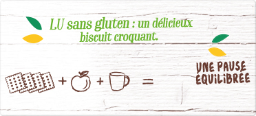 La gourmandise sans gluten, c'est possible!
