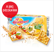 Crackers huile d'olive