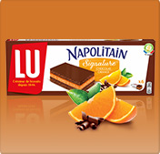 Napolitain Signature Chocolat Orange