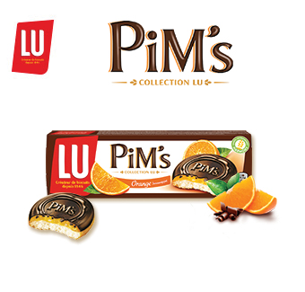 Les Biscuits Traditionnels - Les Biscuits Fruités - PiM's