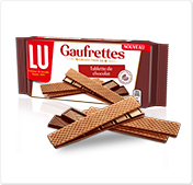 Collection LU - Gaufrettes